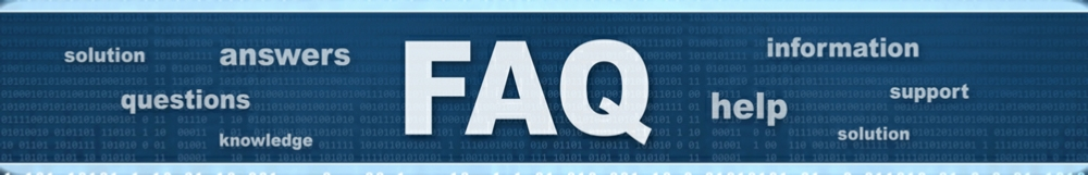 frequently asked insurance questions banner image