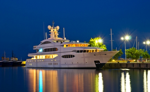 luxury yacht, superyacht, & megayacht insurance index image