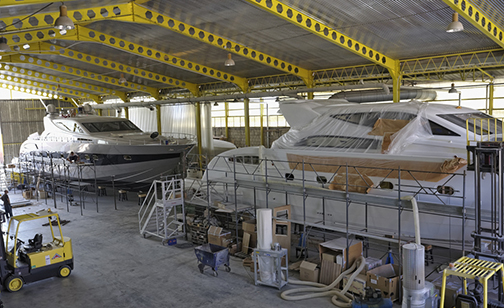 boat & yacht manufacturers index image